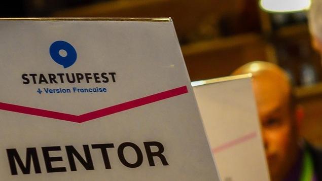 Le logo du Startupfest