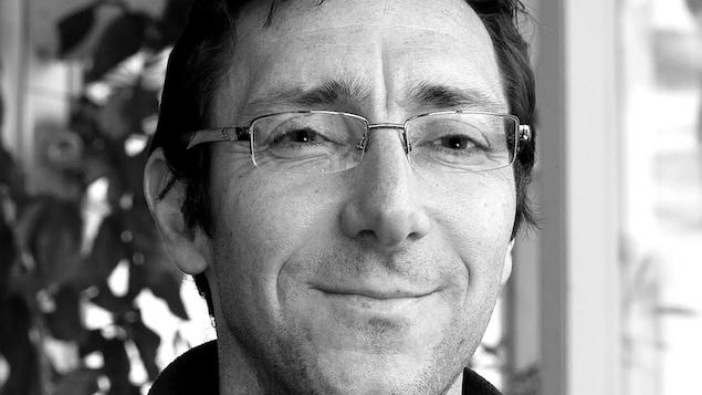 Stéphane Roche, professeur au département de géomatique de l'Université Laval