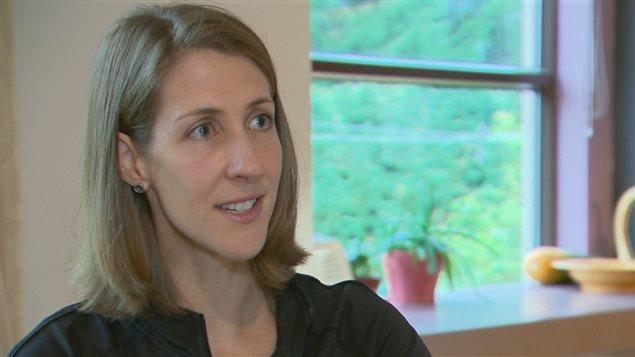 Stéphanie Houde sera candidate pour Démocratie Québec aux prochaines élections municipales.