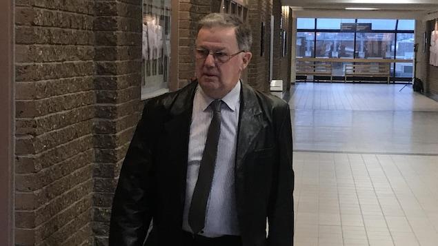 Steven Callaghan, témoin expert