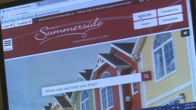 La Ville de Summerside, à l'Île-du-Prince-Édouard, a mis en ligne un nouveau site Internet traduit en 10 langues par un outil de traduction en ligne.