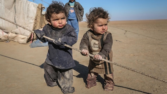 Les violences contre les enfants atteignent des records en 2016 — Syrie