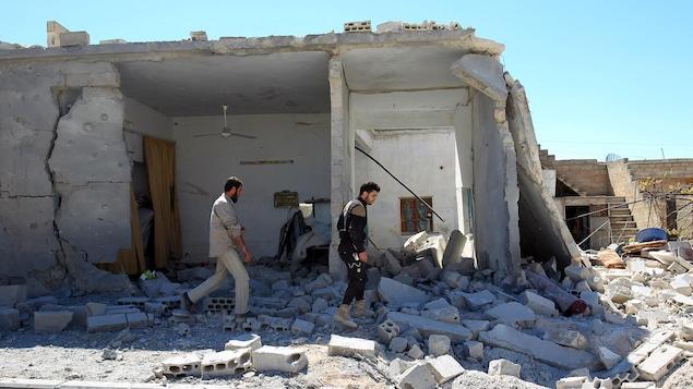 Pas de solution avec Assad, affirme l'ambassadrice américaine à l'ONU — Syrie