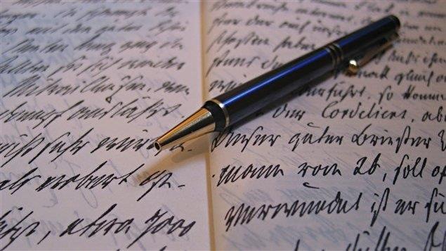 Écritures dans un journal intime / © clu, iStockphoto