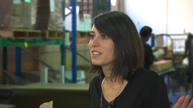 Tiffanie Murillo, responsable de la recherche et du développement chez Prana