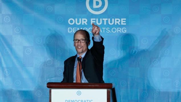 Le nouveau président du Parti démocrate, Tom Perez