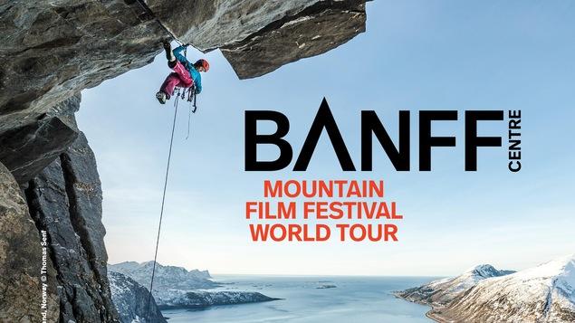 Tournée mondiale du film de montagne de Banff