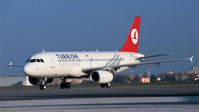 Un avion de Turkish Airlines dérouté suite à une bagarre déclenchée par 4 Algériens