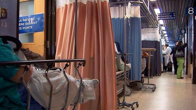 Urgence d'un hôpital (archives)