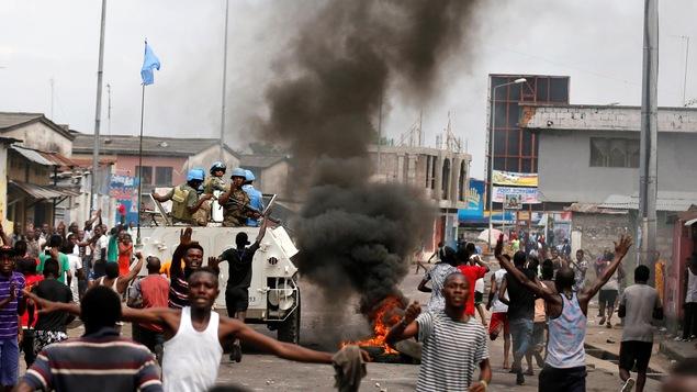 Affrontements meurtriers alors que le président Kabila passe en force — RD Congo