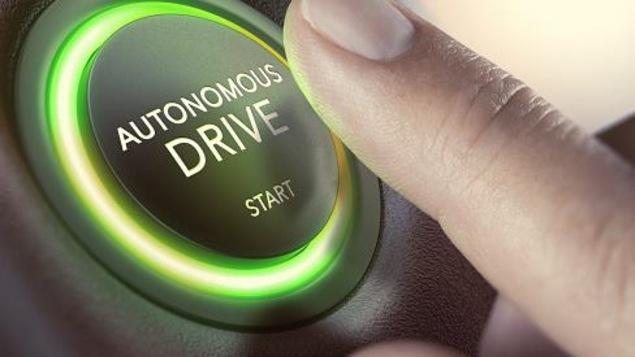 Autonomous Drive, Self-Driving Vehicle
