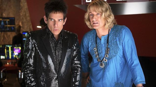 Ben Stiller et Owen Wilson dans « Zoolander 2 »