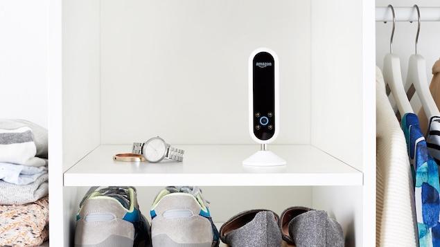 L'Echo Look d'Amazon est en vente aux États-Unis seulement pour l'instant.