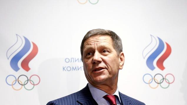 Alexander Zhukov, président du Comité olympique russe