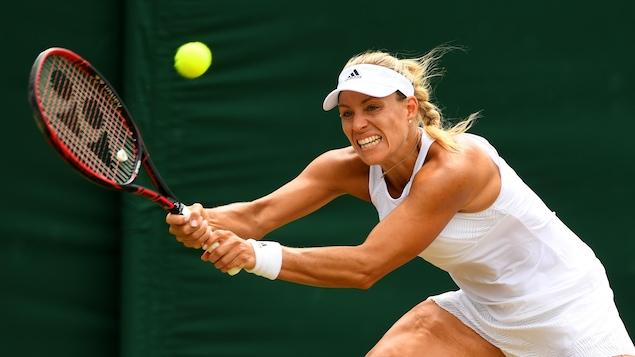 Muguruza impressionne face à Kuznetsova