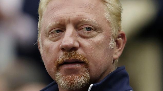 L'Allemand Boris Becker déclaré en faillite personnelle à Londres