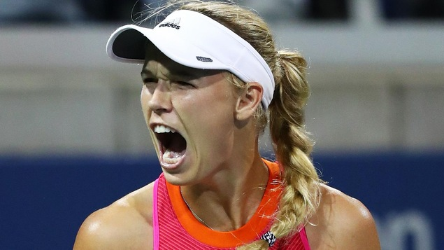 US Open: Sharapova se sort du piège Babos