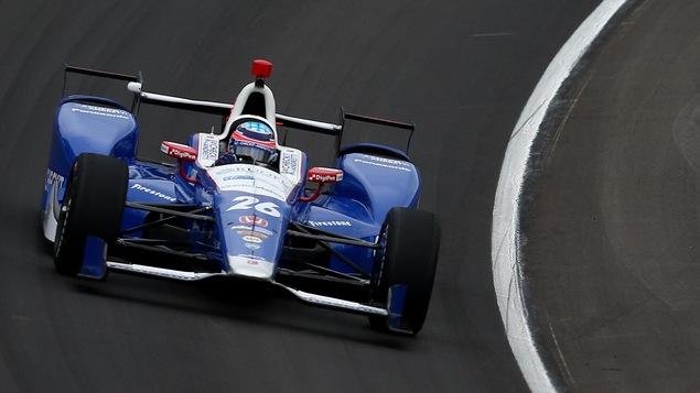 Takuma Sato roule plus vite que ses rivaux