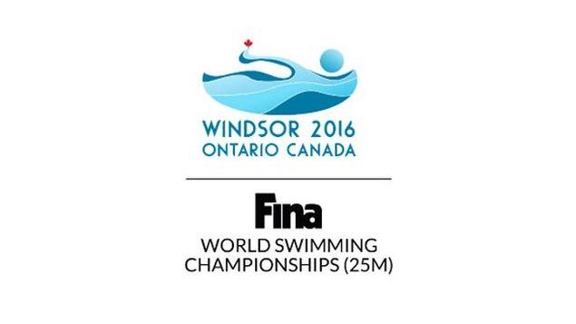 Les Championnats du monde en petit bassin de Windsor