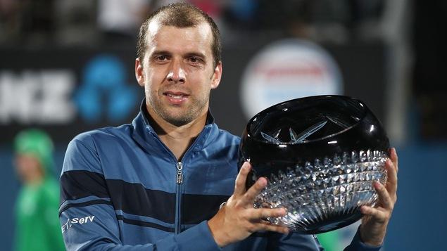 [Tennis] Gilles Muller remporte le tournoi de Sydney !