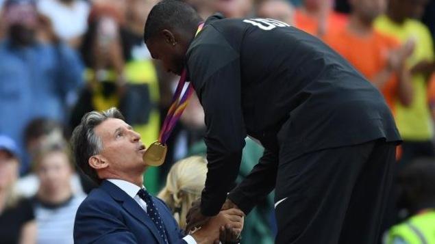 La fin du règne d'Usain Bolt — Mondiaux d'athlétisme