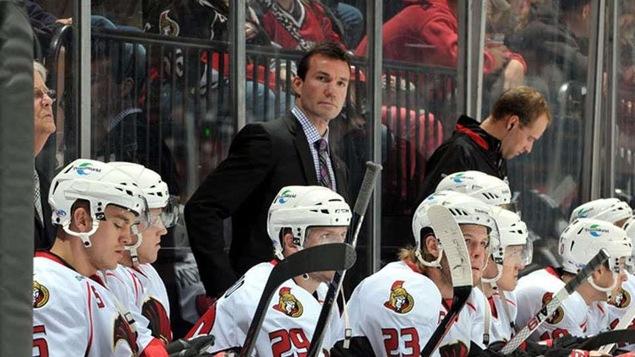 Luke Richardson dirigera le Canada lors de la Coupe Spengler