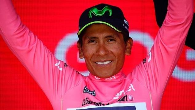 Tour d'Italie (18e étape). La belle opération de Pinot