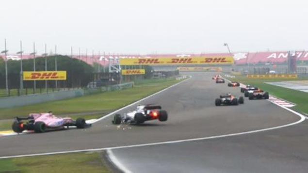 Niki Lauda parie contre son écurie, Mercedes, et perd — GP de Chine