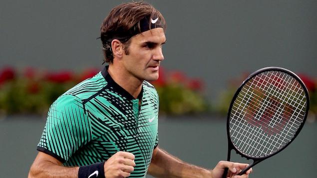 Roger Federer domine Stan Wawrinka en finale — Indian Wells
