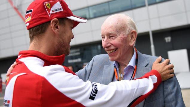 John Surtees, champion sur deux et quatre roues, est mort