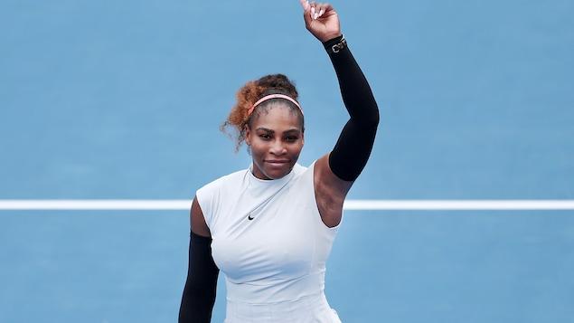 Serena Williams veut l'équité salariale pour les femmes de race noire