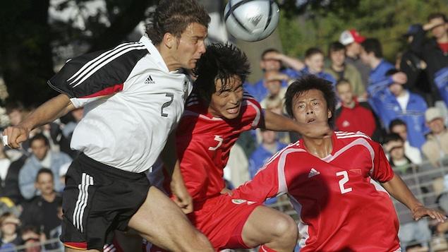 La Chine olympique en 4e division allemande?