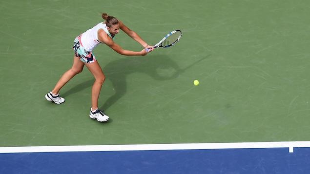 Karolina Pliskova revient de loin, Jelena Ostapenko freinée — US Open