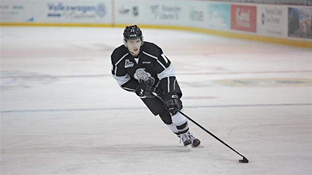 Vitali Abramov des Olympiques de Gatineau