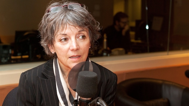La documentariste Francine Pelletier | © Radio-Canada/Ronald Georges