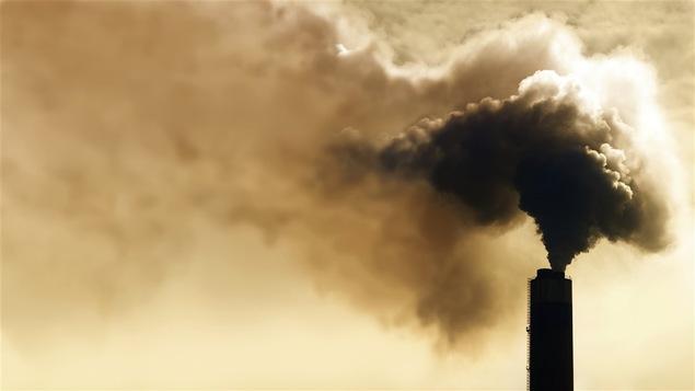 L'émission de polluant a augmenté au cours du dernier siècle.