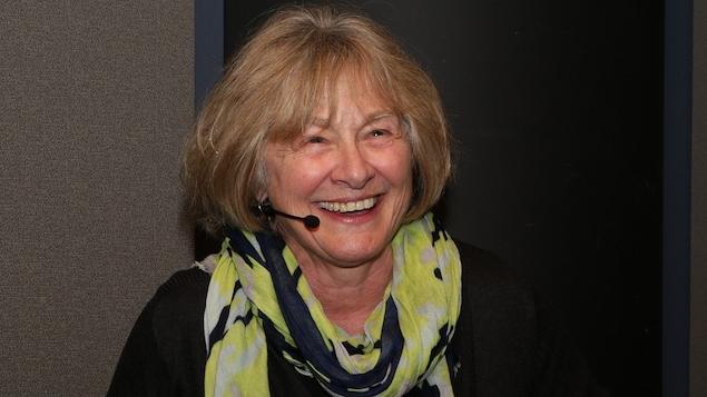 L'actrice et réalisatrice Micheline Lanctôt