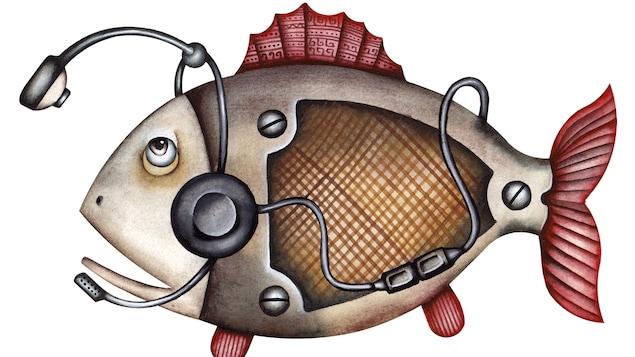 La radio se permet aussi quelques poissons d'avril.