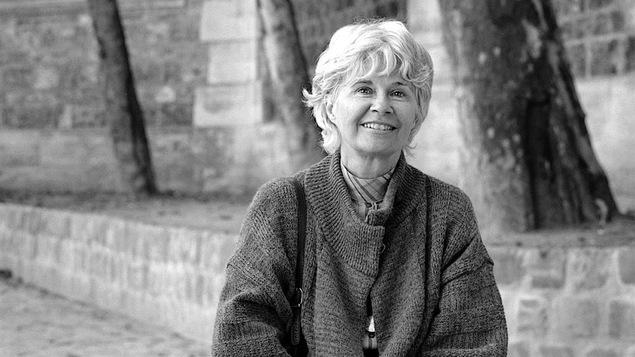 Anne Hébert en 1986