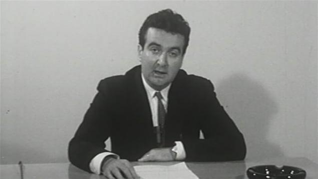 Marcel Dubé en 1960