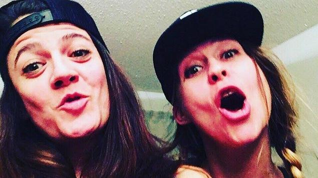 Ariane Mahrÿke Lemire et Carline Lemire
