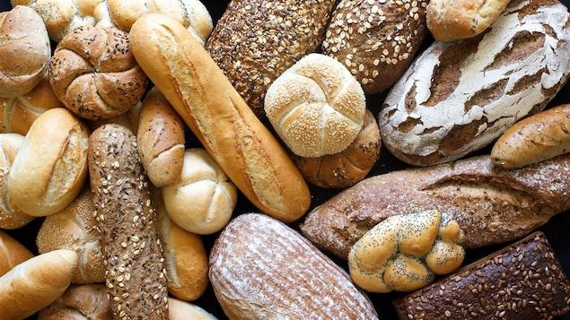 Le pain fait partie de notre alimentation depuis l'Égypte antique.