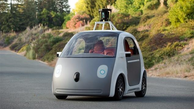 Chronique techno avec Catherine Mathys:Éthique et véhicule autonome