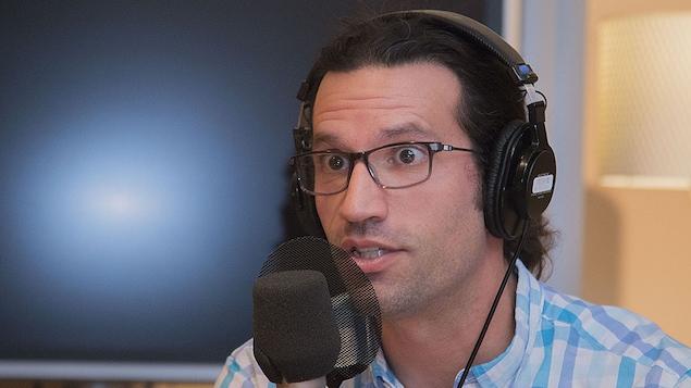 Le journaliste Alain McKenna est spécialisé en technologie.