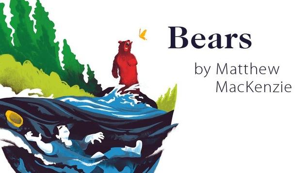 La pièce de théâtre Bears