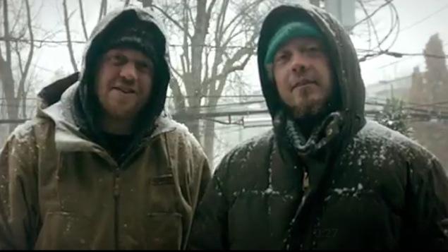 «Bras de fer», le documentaire des frères Jean-Laurence et Jonathan Seaborn primé à Paris