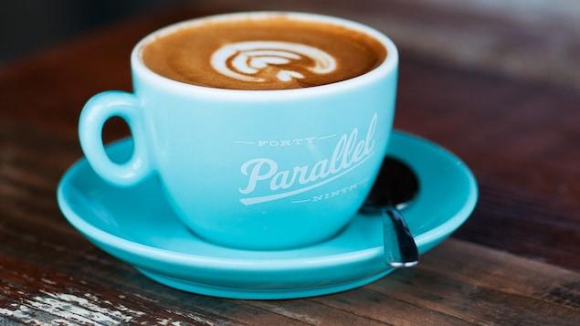 Les micro-torréfacteurs de café de troisième vague, comme 49th Parallel à Vancouver, ont le vent dans les voiles.