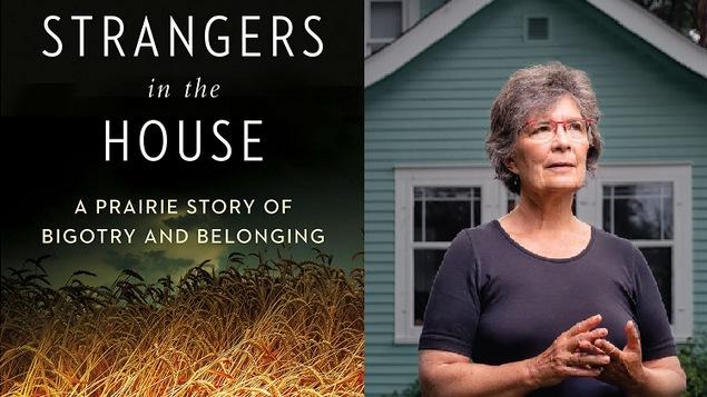 Couverture du livre STRANGERS IN THE HOUSE de Candace Savage et photo de l'auteur