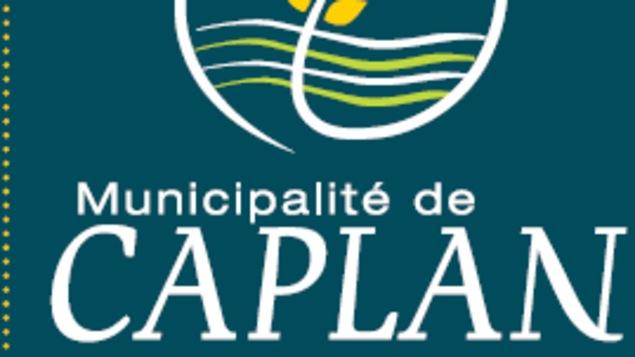 Le logo de la ville de Caplan