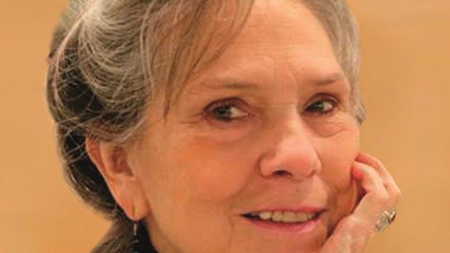 Claudine Potvin présente son recueil de nouvelles Body Scan